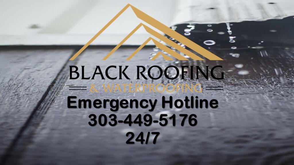 Roofing & Waterproofing Maintenance & Service: Emergency Repairs