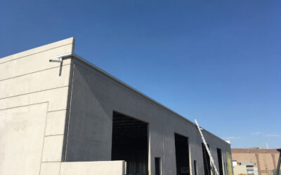 Roofing & Waterproofing Products: New Commercial Construction 01