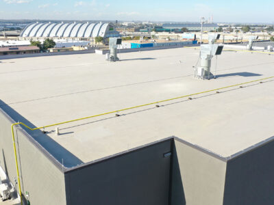 Roofing & Waterproofing Products: New Commercial Construction TPO 02