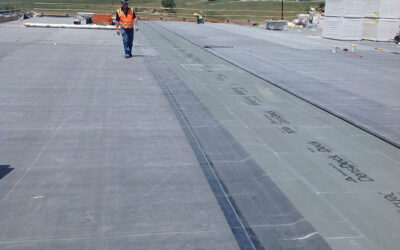 Roofing & Waterproofing Products: New Commercial Construction - EPDM 04