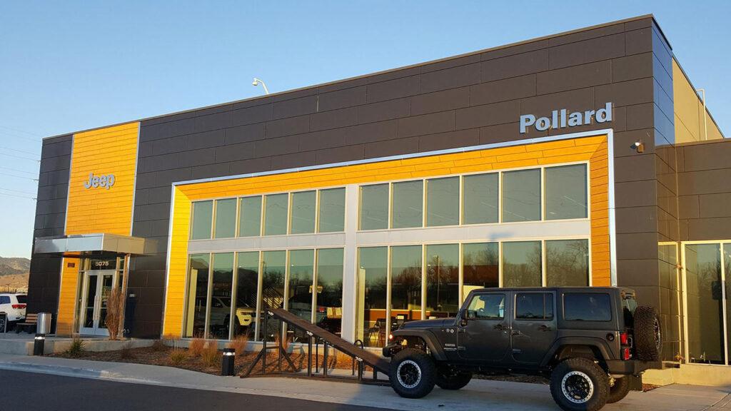 eep Pollard Boulder Colorado