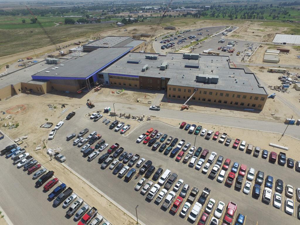 Riverdale High School - Thornton, Colorado